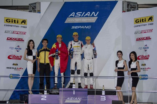 Driver quotes after Asian Winter Series Sepang race 4